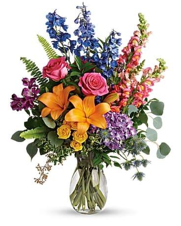 Quick view Colors Of The Rainbow Bouquet Flower Arrangement 3e4f46806