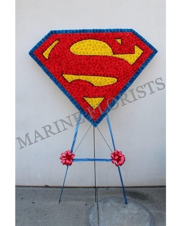 XL Superman Logo