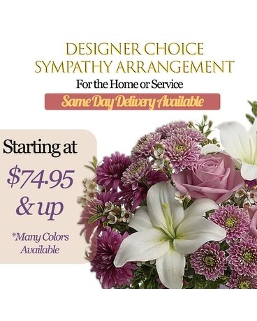 Designers Choice Funeral Arrangement
