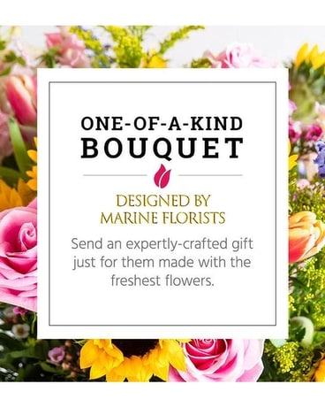 One of a Kind Bouquet Flower Arrangement