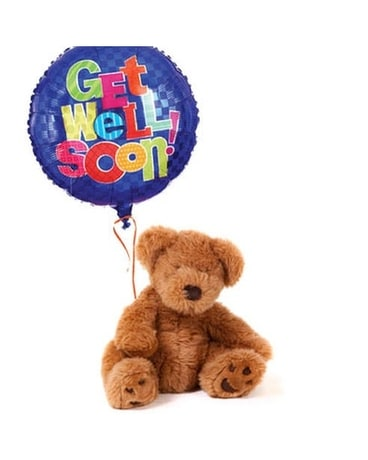 Get Well With Beary Gifts