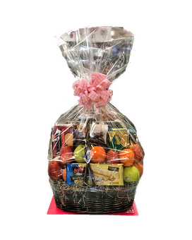 Fruit and Goody Basket Gift Basket