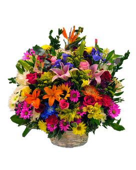 Lush Beauty Flower Arrangement