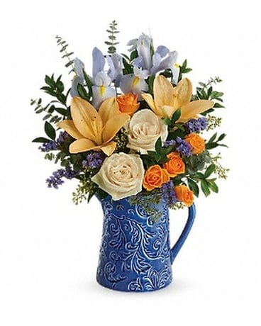 Teleflora's Spring Beauty Bouquet Flower Arrangement