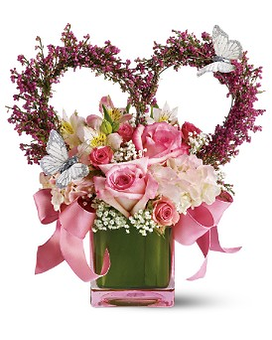 The Enchanted Bouquet Flower Arrangement