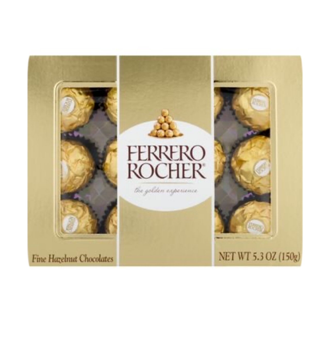 Doz Ferrero Rocher chocolate