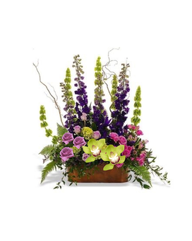 Endless Garden Flower Arrangement