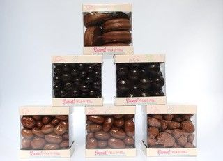 Wisconsin-Made Belgium Chocolate Boxes