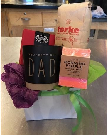 Coffee Lover Dad Gift Set Gifts