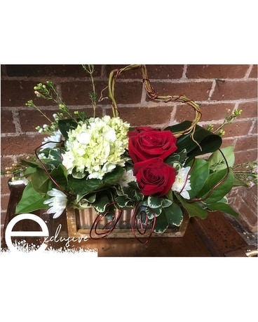 EID Modern Love Flower Arrangement