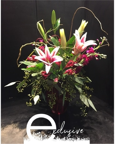 EID Sweet Surprise Flower Arrangement
