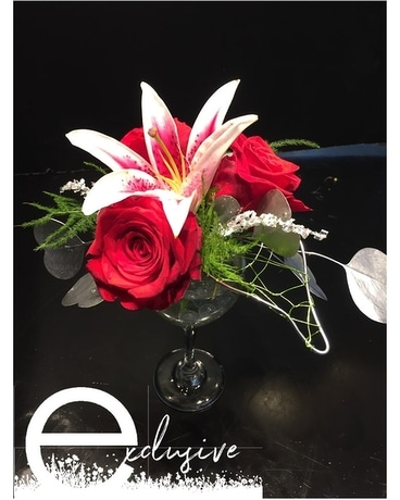EID Punch Drunk Love Flower Arrangement
