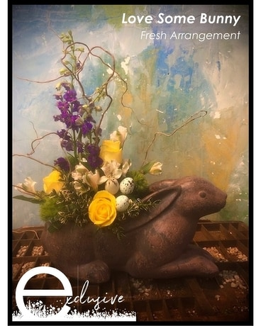 Love Some Bunny Flower Arrangement