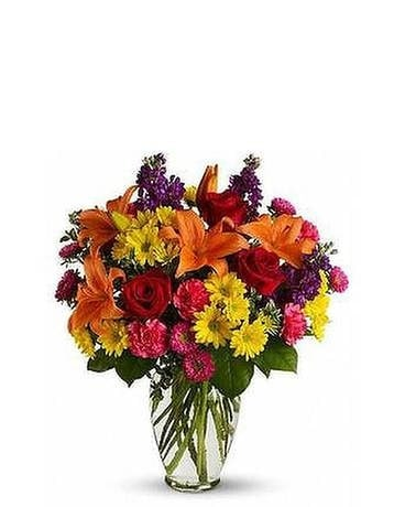 Bright Eyes Bouquet Flower Arrangement