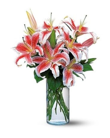 Lovely Lilies Flower Arrangement
