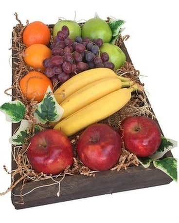 First Class Fruit Tray -