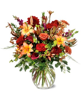 Royal Garden Flower Arrangement