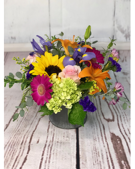A Good Day Flower Arrangement