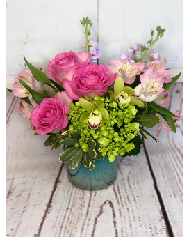 Spring Beauty Flower Arrangement