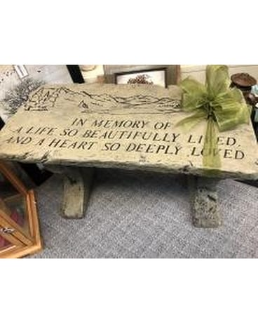 Memory Bench Gifts