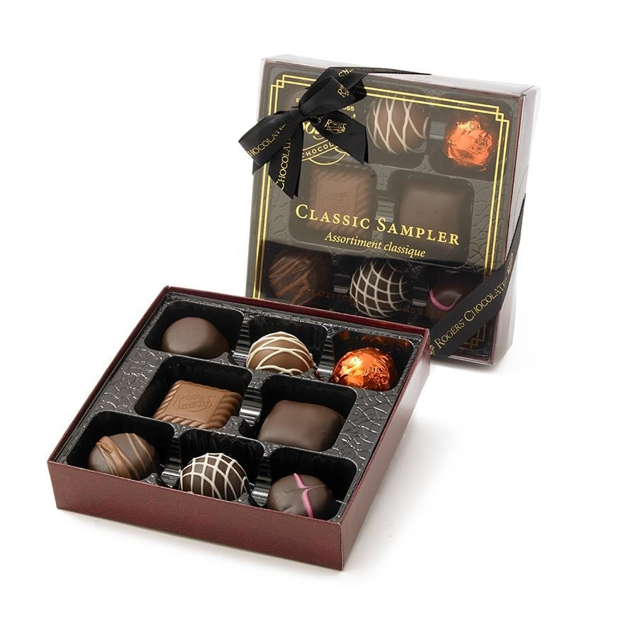 Rogers Chocolates-Classic Sampler