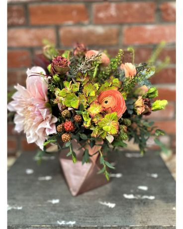 Farm Girl Flower Arrangement