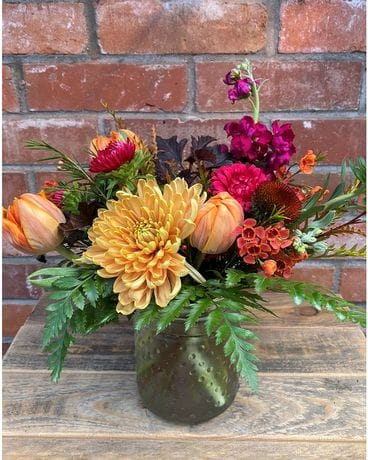 Golden Gate Flower Arrangement