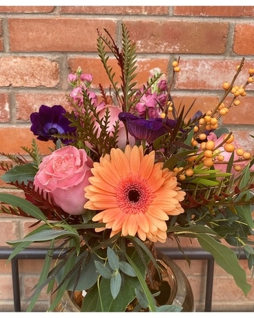 Boulder Sunset Flower Arrangement