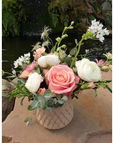 Pink Perfection Flower Arrangement