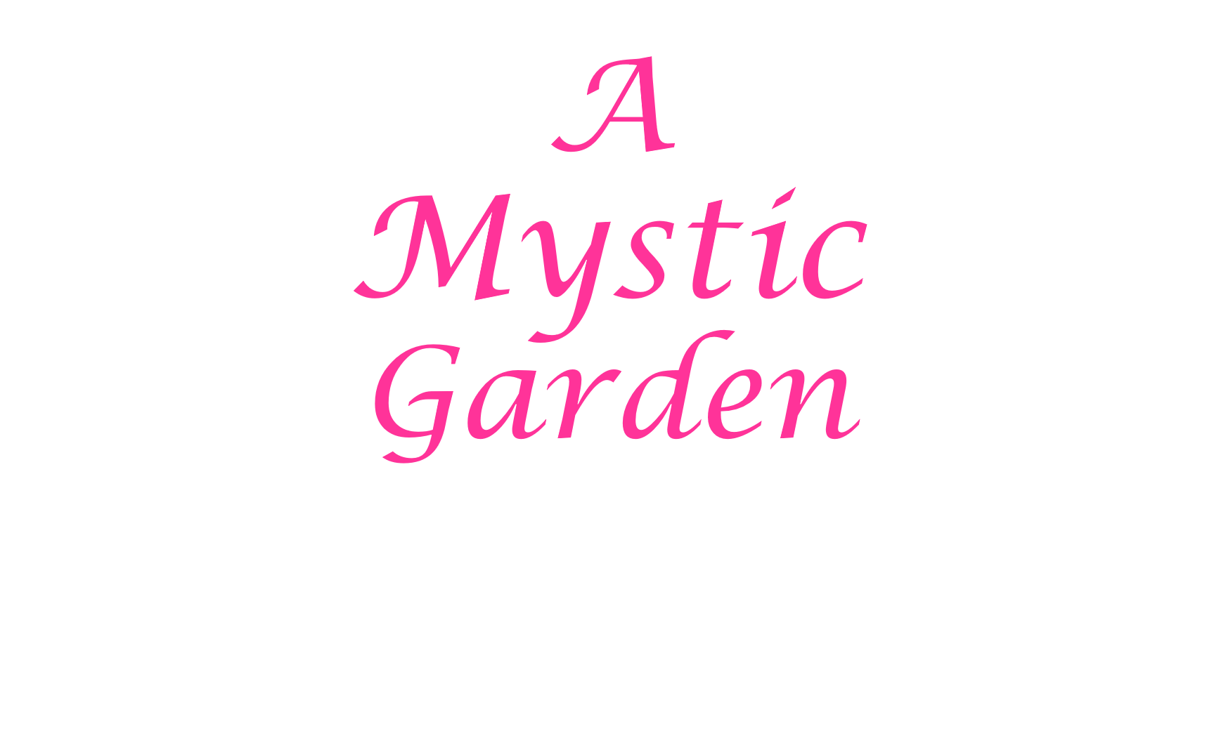 Buy Sympathy And Funeral Flowers From A Mystic Garden