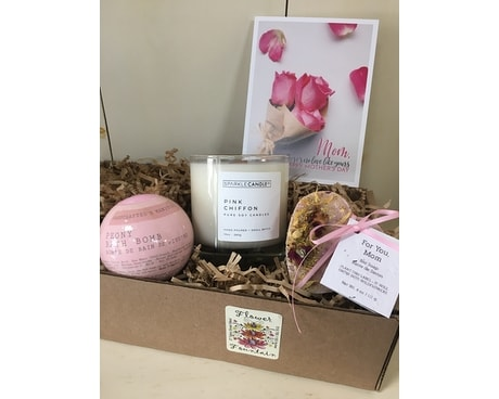 Pamper Mom Treat Box Gifts
