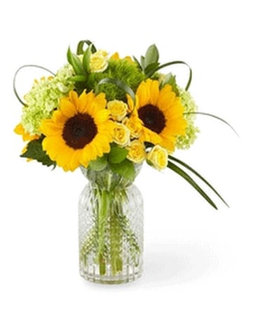 Sunlit Days bouquet Flower Arrangement