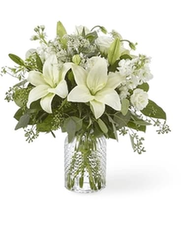 Alluring Elegance bouquet Flower Arrangement