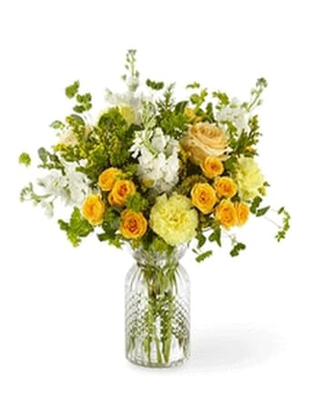 Sunny Days bouquet Flower Arrangement