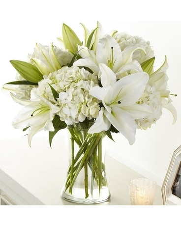 Compassionate Lily bouquet Flower Arrangement