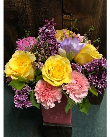 Precious Memories Flower Arrangement