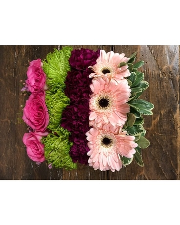 Sweet Embrace Flower Arrangement