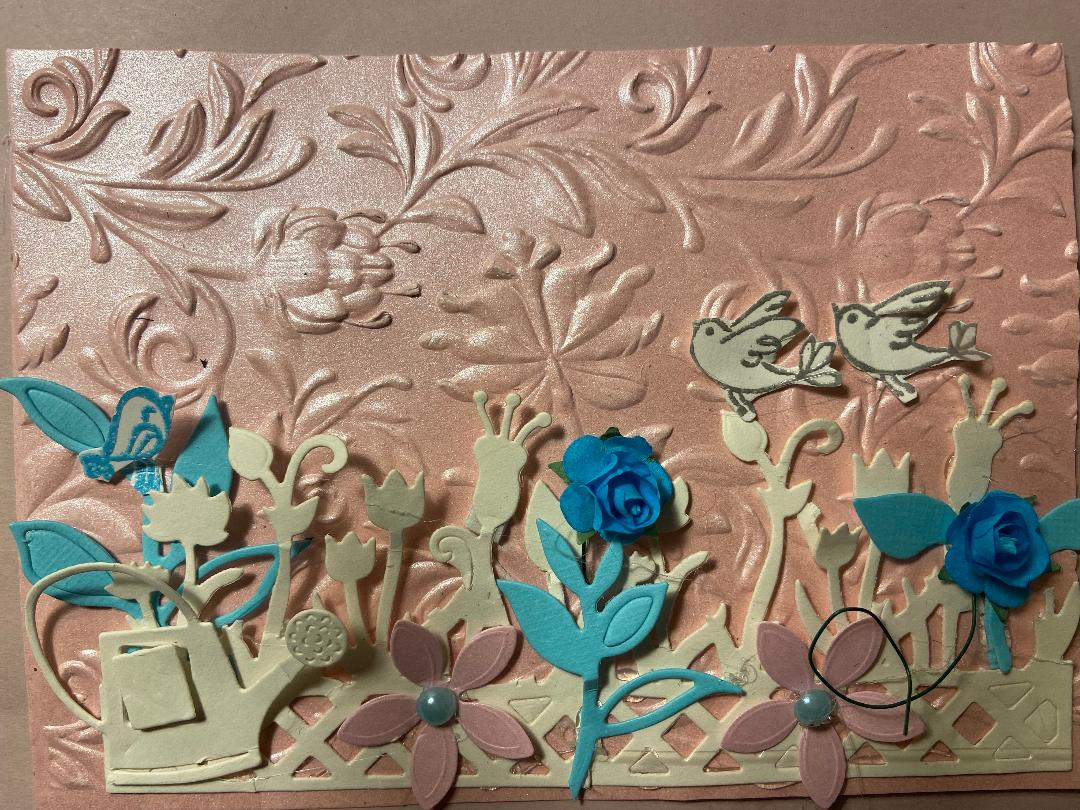 MERMAID MOTHERSDAY CARD
