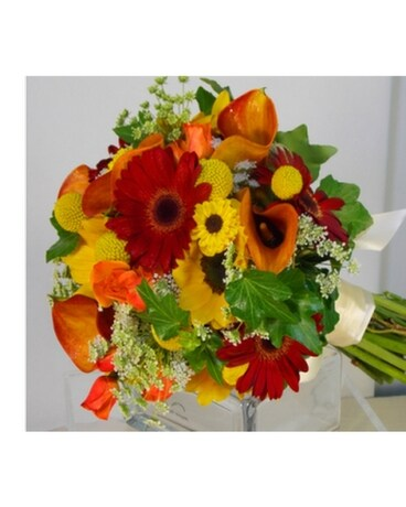 Mixed Fall Bouquet Bouquet