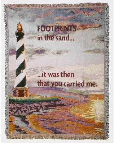 Footprints Flower Arrangement