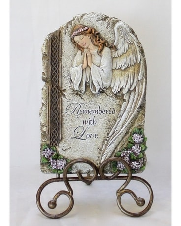 Remembered with Love Custom product