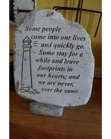 Some people.... Lighthouse stepping stone Custom product