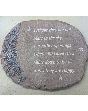 Stars in the Sky...plaque Custom product