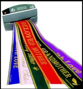 Customized Ribbon Banner-Add your message in special instructions section at check-out