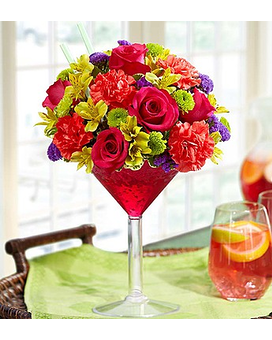 Sangria Bouquet, Medium
