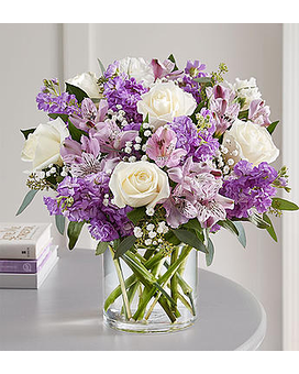 Lovely Lavender Medley $49.99-69.99 Flower Arrangement