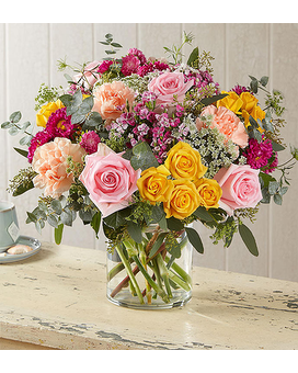Country Garden $49.99-69.99 Flower Arrangement