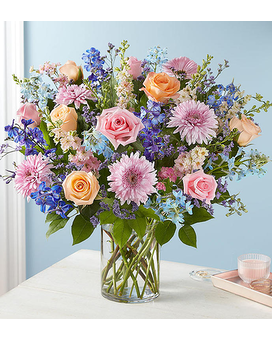 Spring Wonder Bouquet $99.99-149.99 Flower Arrangement