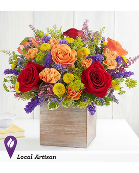 Delightful Joy Flower Arrangement