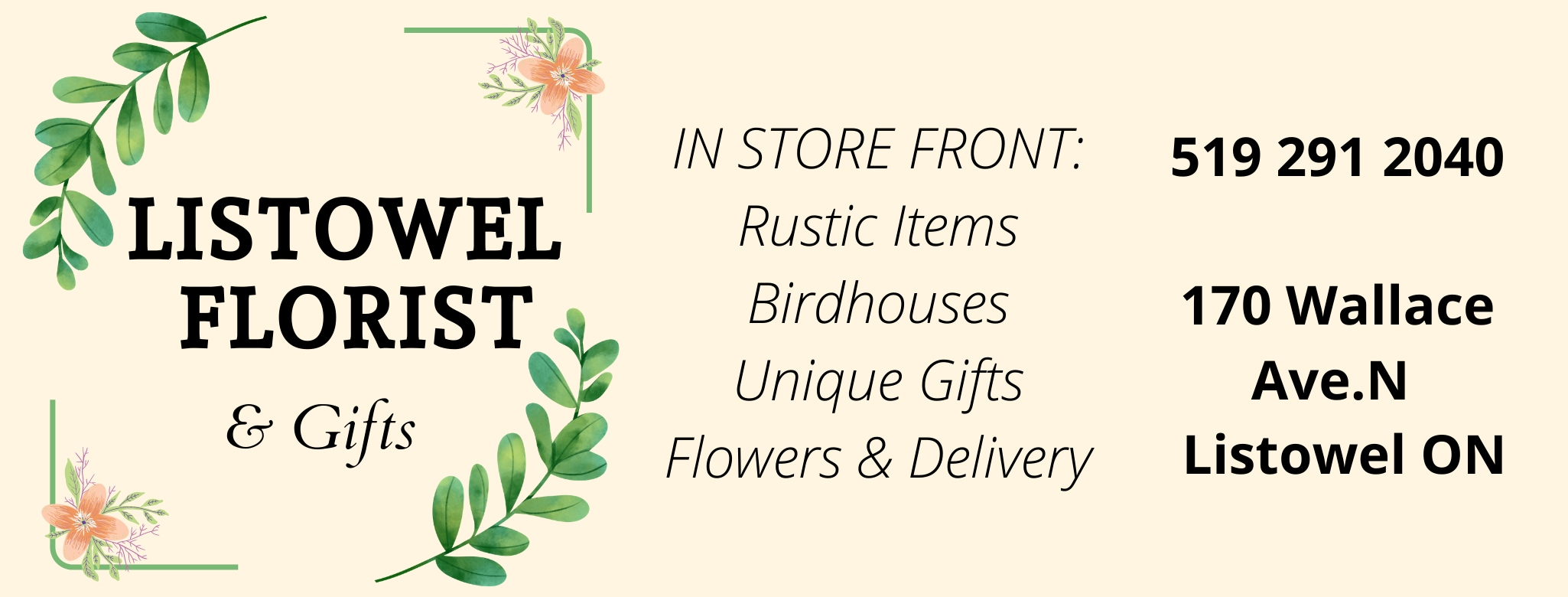 Flower Delivery to Listowel by Listowel Florist